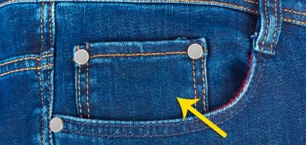 Você sabe para que serve aquele bolso pequeno na sua calça jeans?