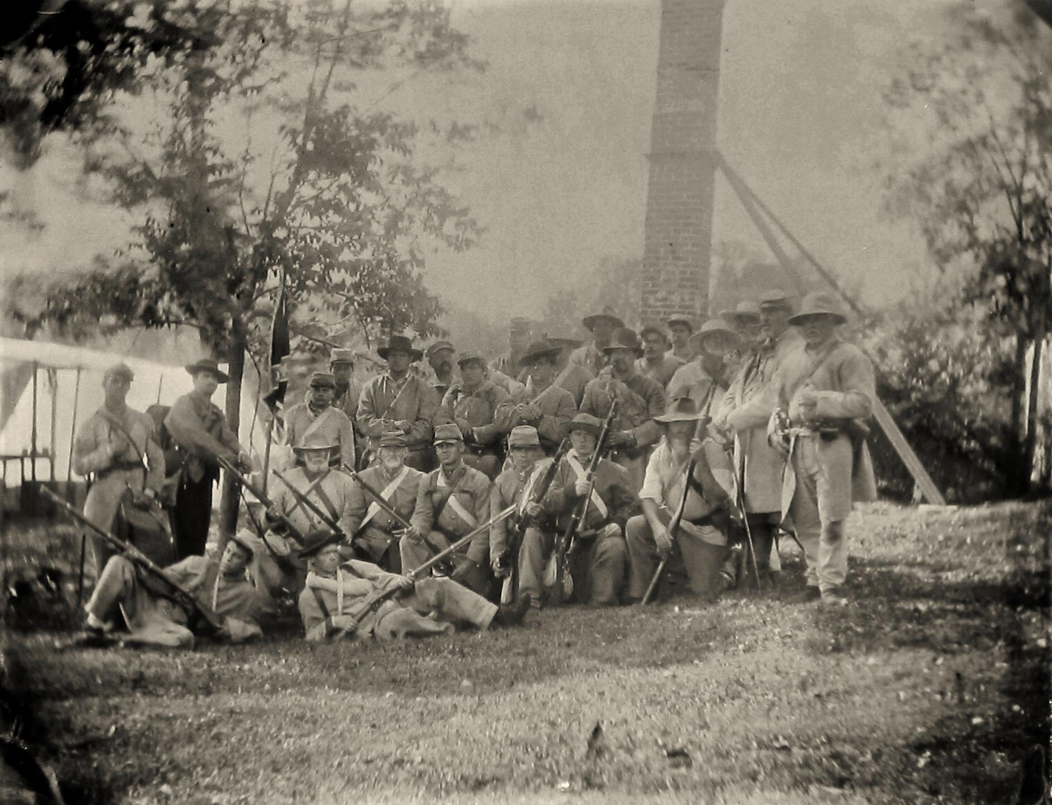 52nd Georgia Volunteer Infantry
