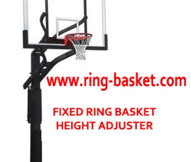 Jual Ring Basket Portabel Ring Basket Tanam Dan Papan Pantul Ba