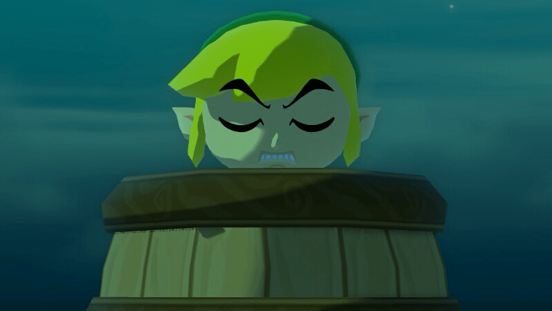 Wind Waker Selfies The Seven Sages Try And Name Them All