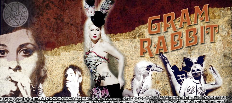10 24 Jesika Von Rabbit In La Hm157 Gram Rabbit