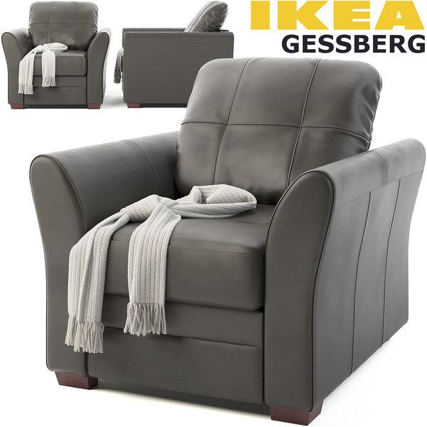 fauteuil ikea gessberg