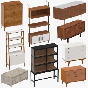 Mid Century Modern Furniture 02