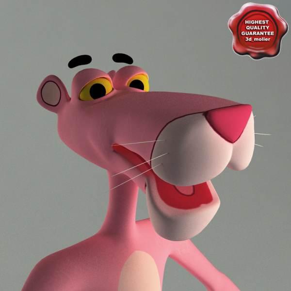 pink panther # 52
