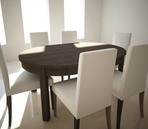 table ikea 3d models for download