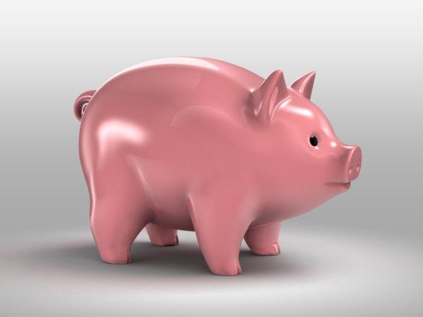 piggy bank # 50