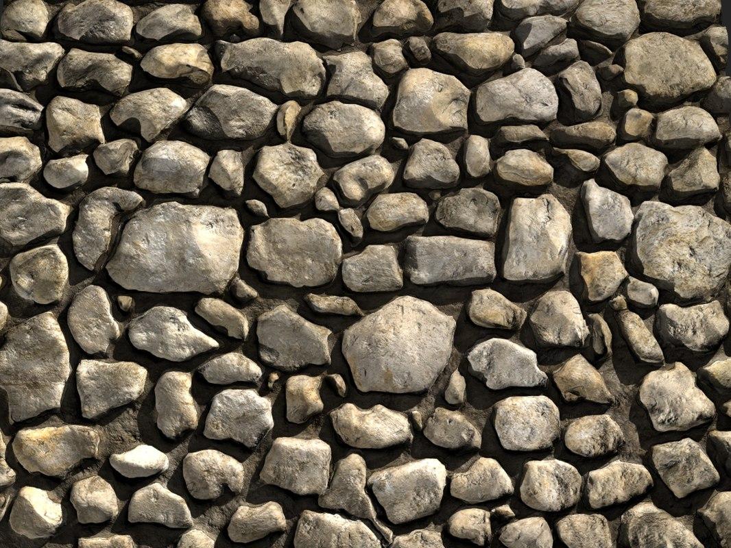 3d model tileable stone on Granite Models  id=87743