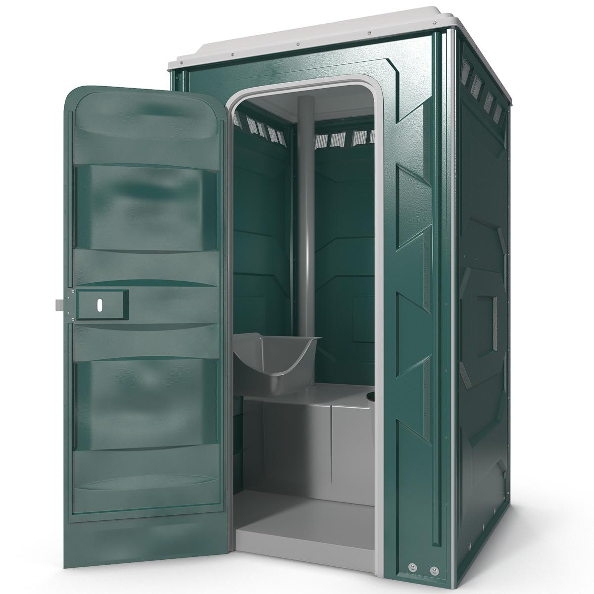 3d portable toilet 2 model on Model Toilet Design  id=15431