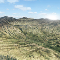 Mountain 3D Models for Download | TurboSquid