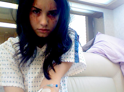 Demi Lovato Cut Up. Demi Lovato Cut Up