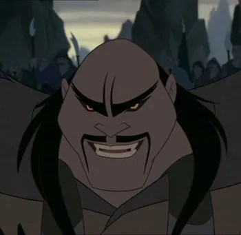Mulan Nightmare Fuel Tv Tropes