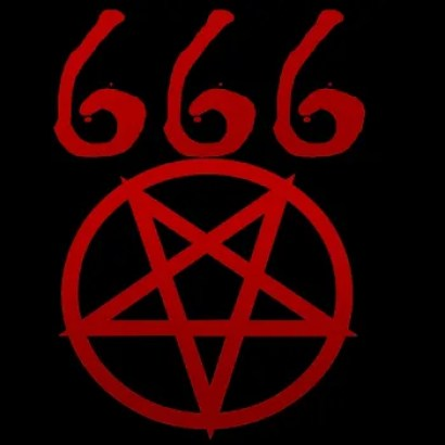 '666' is often believed to be the number of the Devil according to religious mythology.