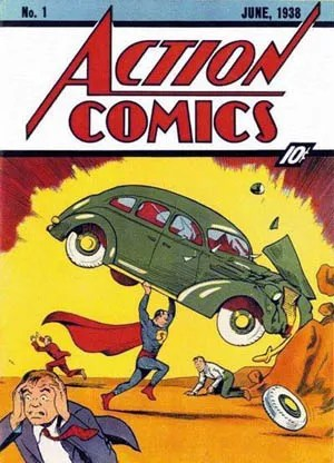 Image result for golden age superman imitators