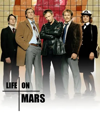 Image result for life on mars bbc