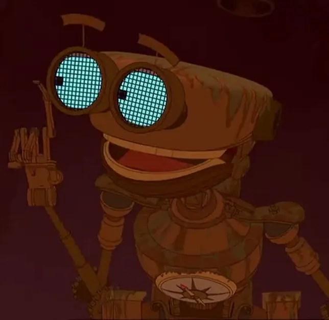 Treasure Planet Characters Tv Tropes