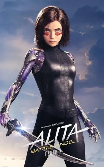 Alita: Battle Angel / Characters - TV Tropes