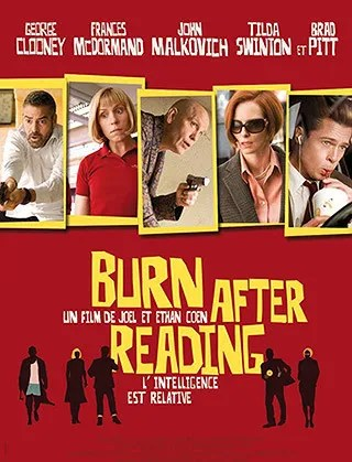 Image result for burn after reading