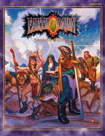 Image result for Earthdawn