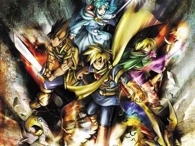 Golden Sun Video Game TV Tropes