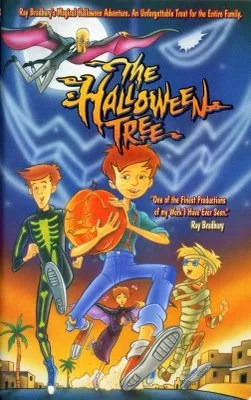 Image result for The Halloween Tree movie poster