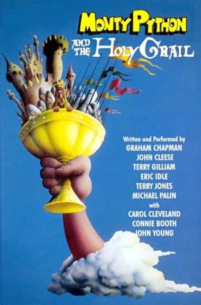 Image result for monty python and the quest for the holy grail