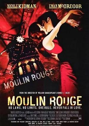 Risultati immagini per moulin rouge movie