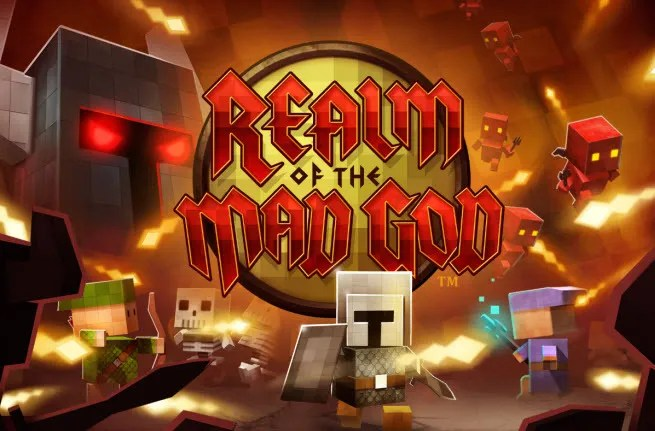 Image result for rotmg front page