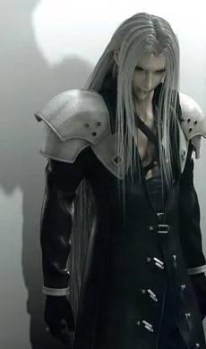 Sephiroth Self Demonstrating TV Tropes