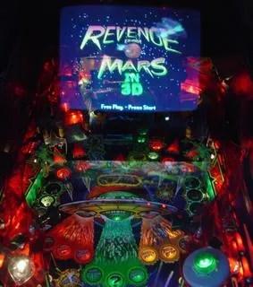 Revenge from Mars (Pinball) - TV Tropes