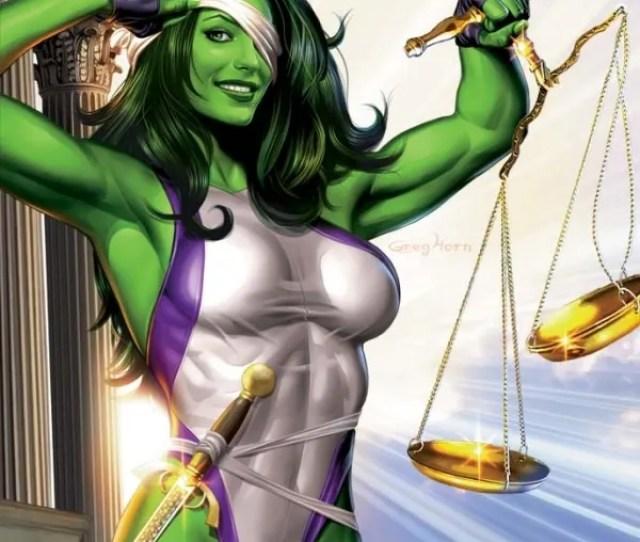 She Hulk Comic Book Tv Tropes