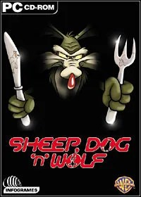 Image result for sheep dog 'n' wolf