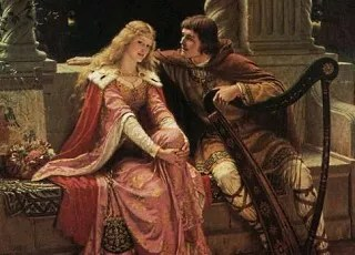 Image result for courtly love