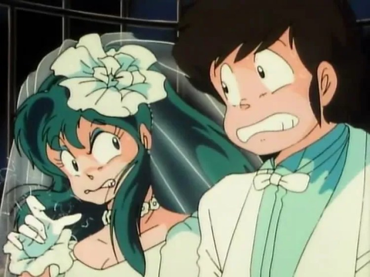 Image result for anime marriage