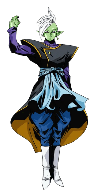 Shin Supreme Kai Fan Art