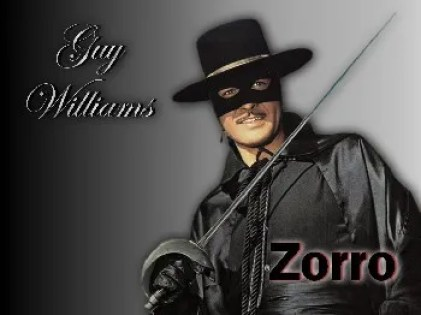 Image result for TV SERIES ZORRO