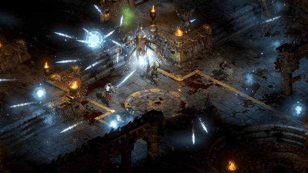 Diablo 2 Resurrected shows mercenary skill levels and damage 66 | TweakTown.com