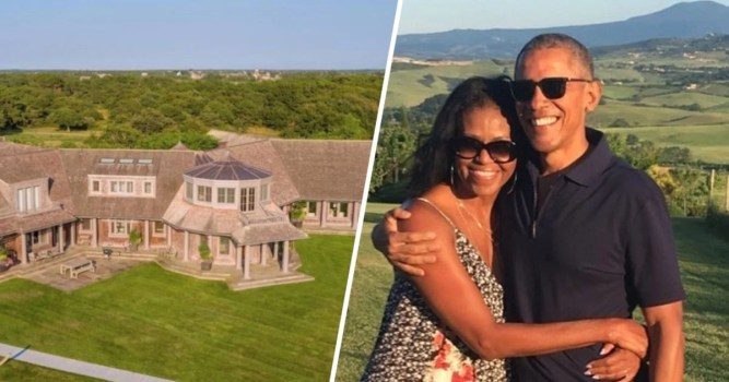 Barack and Michelle Obama Close Deal on Their Stunning $11.75 ...