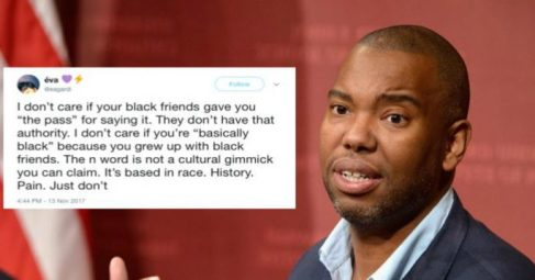 Image result for n word white people ta-nehisi coates