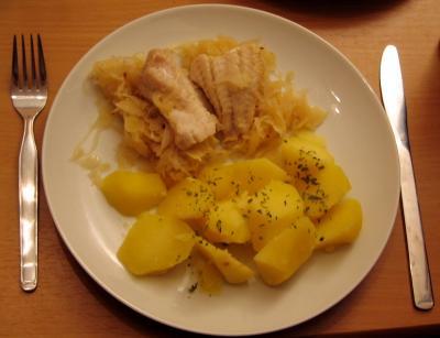 sauerkrautfisch