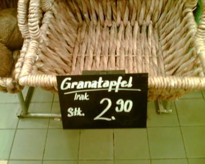 granataepfel