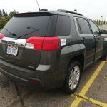 2012 Gmc Terrain Sle2 Parts U Pull And Save Auto Parts Pontiac Mason Mi