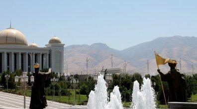 Berge Ashgabat
