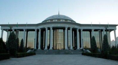 Heimweg Ashgabat