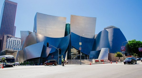 Los Angeles Disney Music Hall