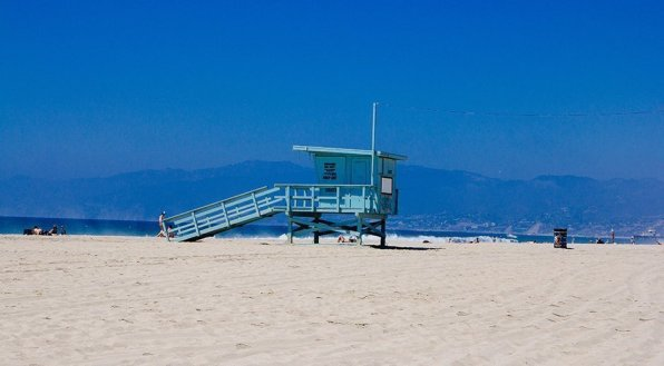 Venice Beach Lifeguard