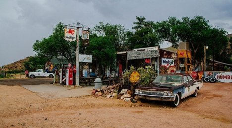 Hackberry Route 66