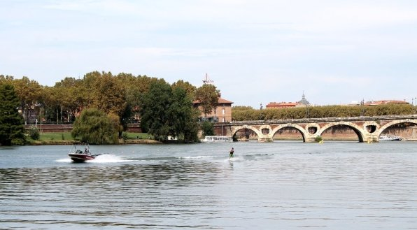 Toulouse Wakeboard Garonne