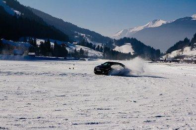 Cadillac Ice & Snow Experience 2015
