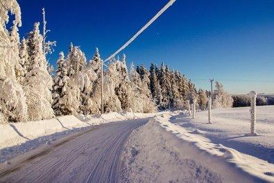 Arvidsjaur Schweden