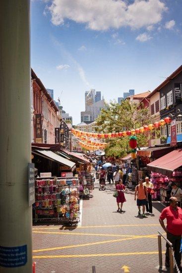 Singapore Chinatown High
